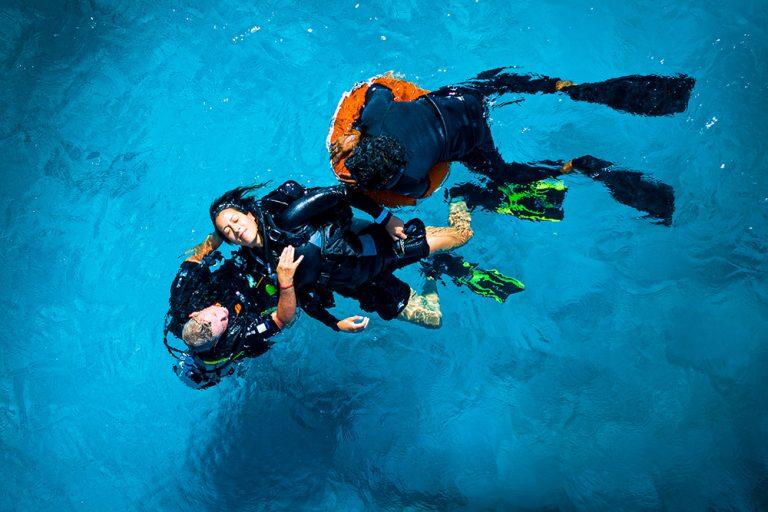 course Rescue Diver Course PADI 1