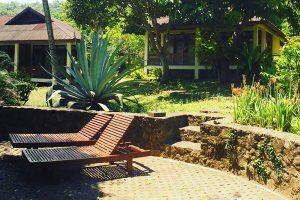 living garden sunlounge